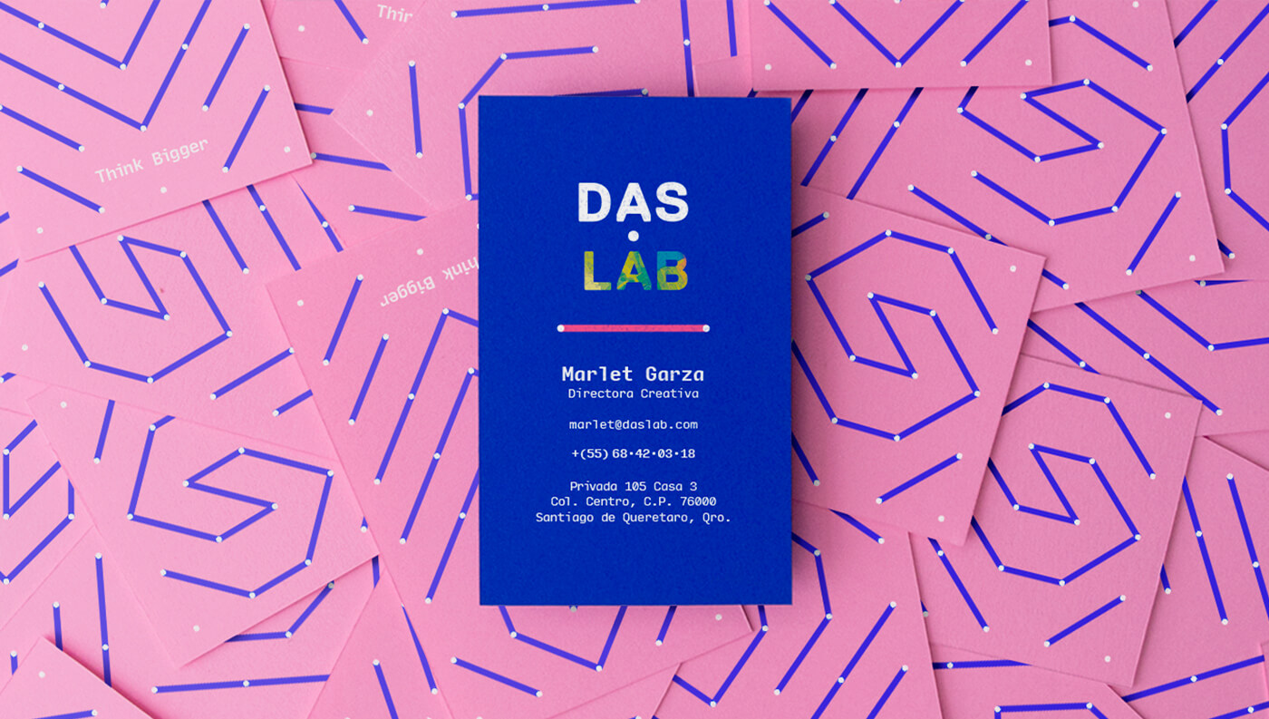 Das · Lab: Business Card Detail