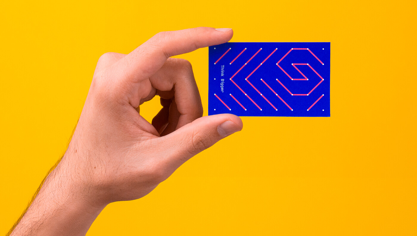 Das · Lab: Business Card Showcased