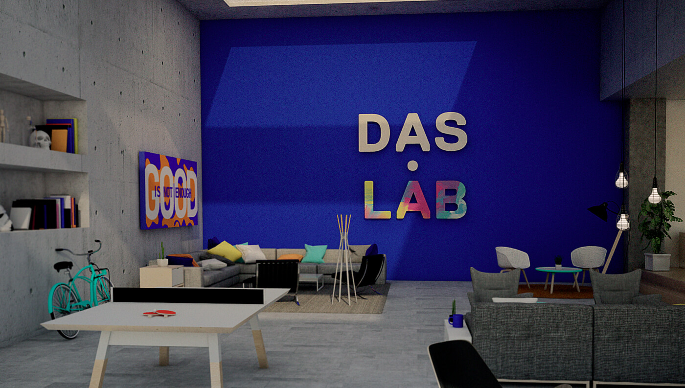 Das · Lab: Living Room Interiorism