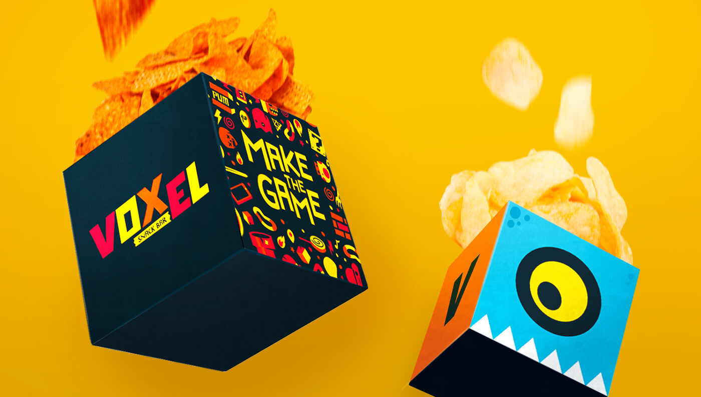Voxel: Product Shooting